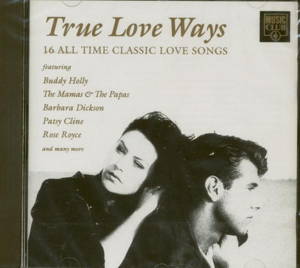 True Love Ways (CD)