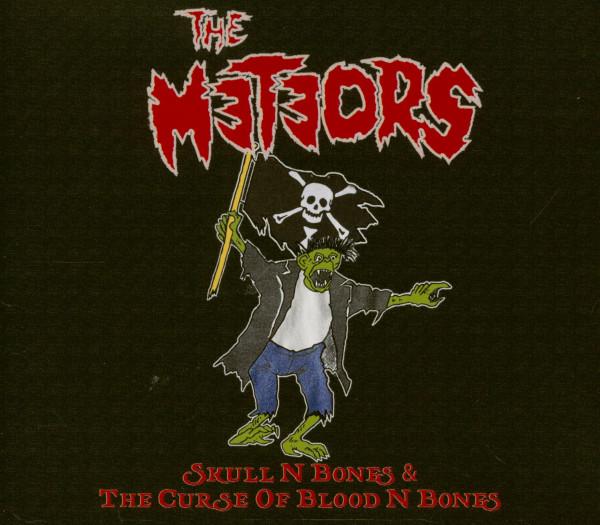 Skull N Bones & The Curse Of Blood N Bones (CD)