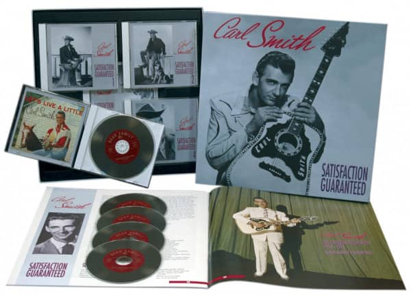 Satisfaction Guaranteed (5-CD Deluxe Box Set)