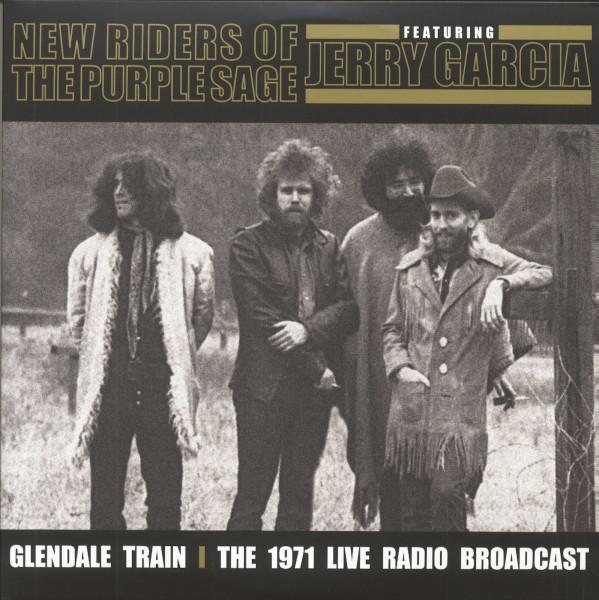 Glendale Train - The 1971 Live Radio Broadcast (2-LP)