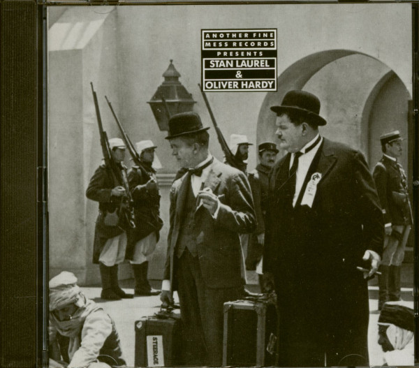 Another Fine Mess Records Presents Stan Laurel & Oliver Hardy Vol.3 (CD)