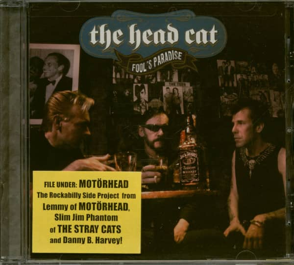 Fool's Paradise (CD)