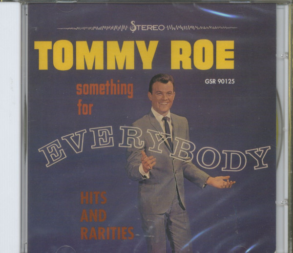Something For Everybody (CD)
