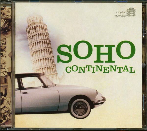 Soho Continental (CD)
