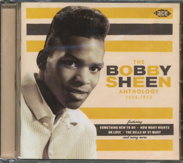 The Bobby Sheen Anthology 1958-1975 (CD)