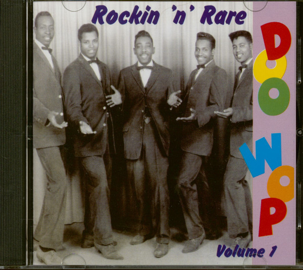 Rockin 'n' Rare Doo Wops Vol.1 (CD)