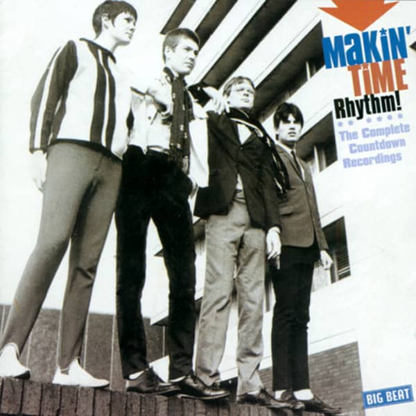 Rhythm - Complete Countdown Recordings