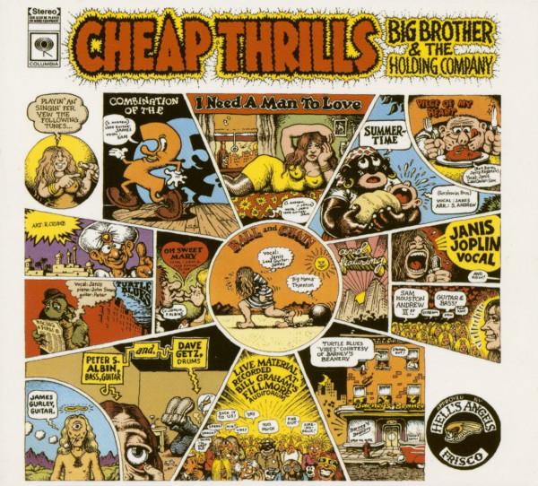 Cheap Thrills (CD)