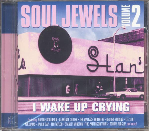 Soul Jewels Vol.2 - I Wake Up Crying (CD)