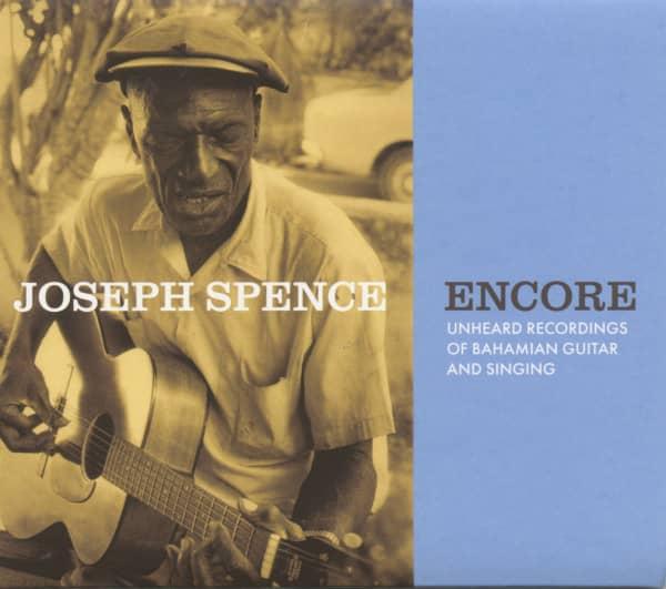 Encore - Unheard Recordings Of Bahamian Guitar And Singing (CD)