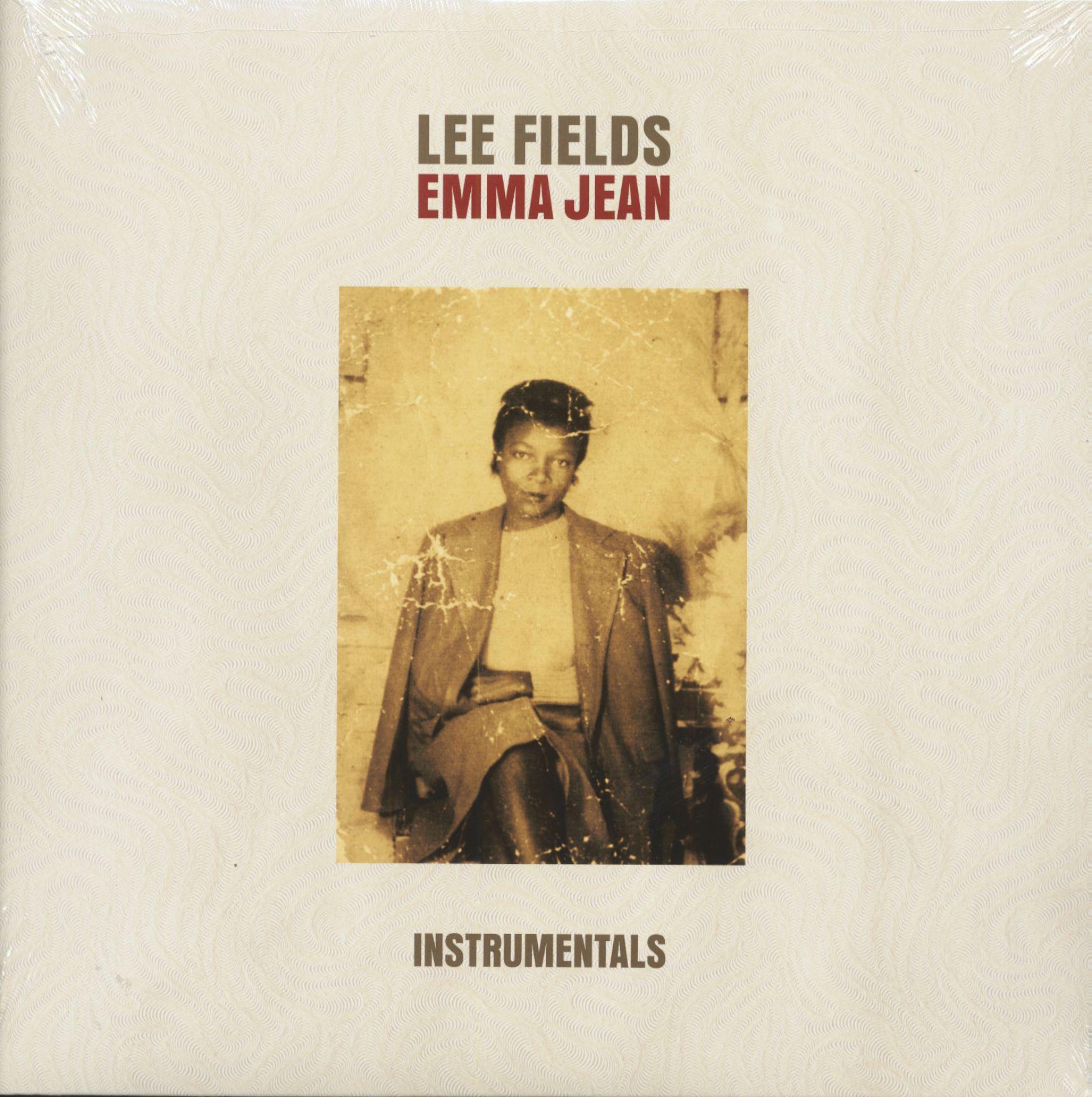 Lee Fields Lp Emma Jean Instrumentals Lp Bear