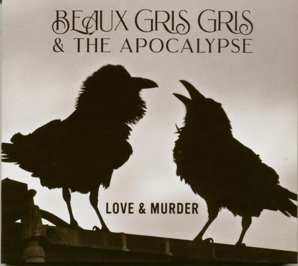 Love &ampamp; Murder (CD)