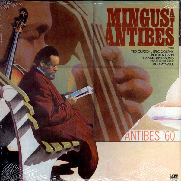 Mingus At Antibes (2-LP)