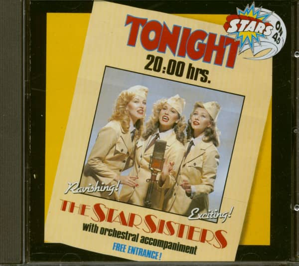 Stars On 45 - Hooray For The Star Sisters (CD)