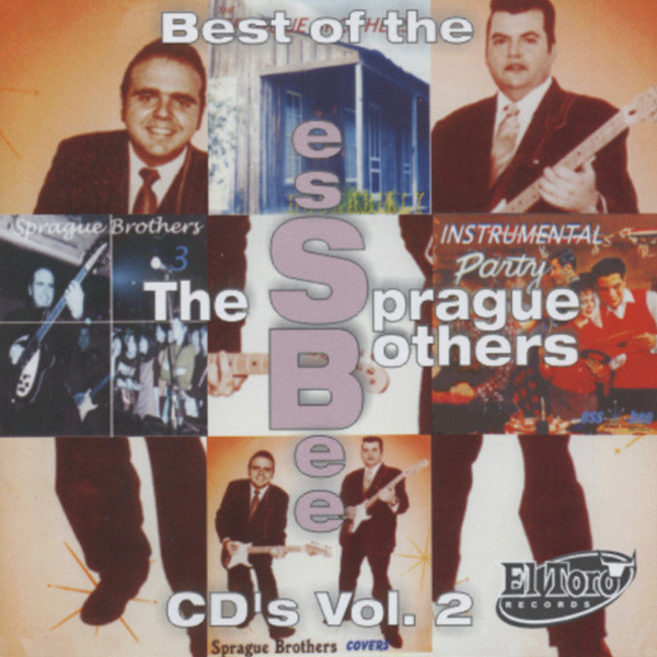 The Sprague Brothers - Vol.2, Best Of The EssBee CD´s