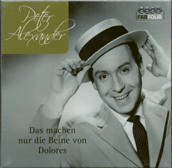 Das machen nur die Beine von Dolores (4-CD)
