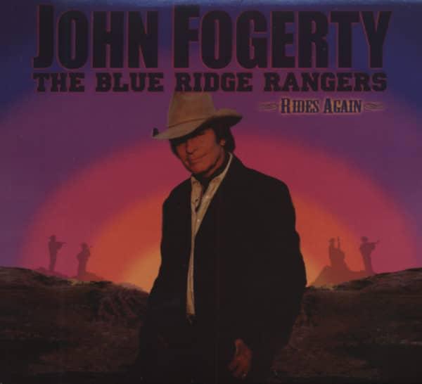The Blue Ridge Rangers Rides Again (US)