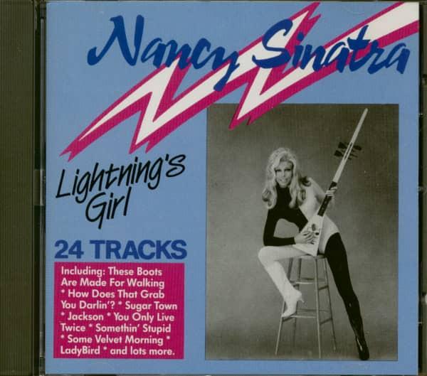 Lightnin's Girl (CD)