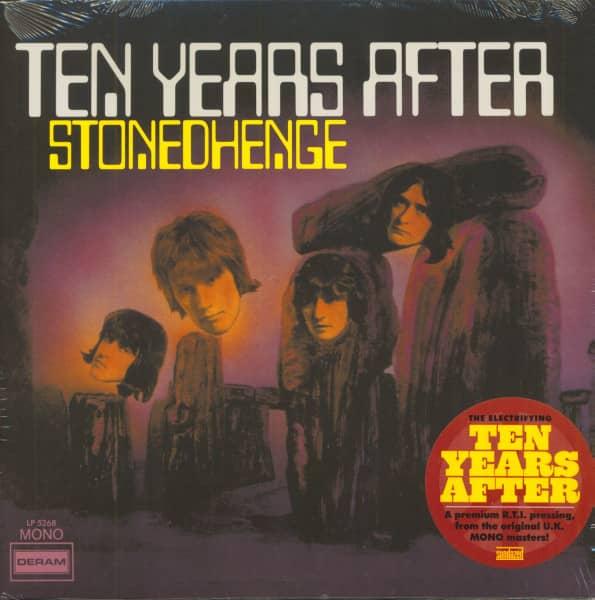 Stonedhenge (LP, Mono)