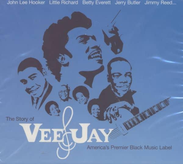 The Story Of Vee Jay - America's Premier Black Music Label (2-CD)