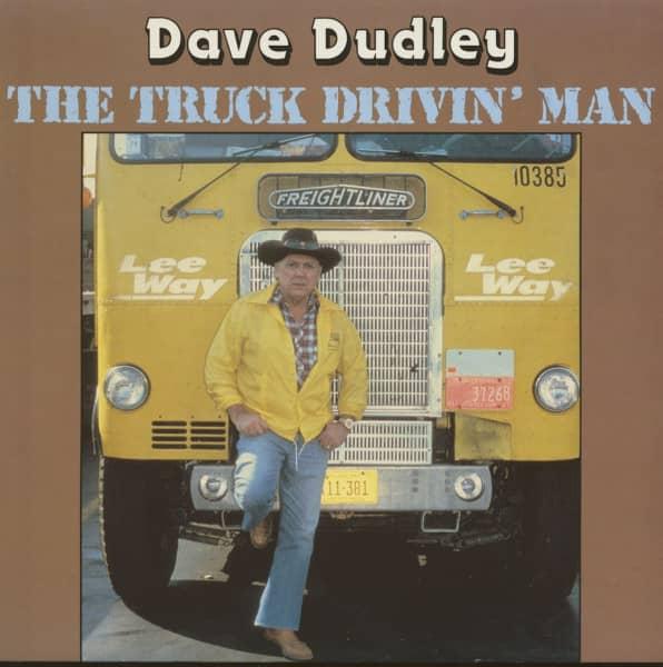 The Truck Drivin' Man (LP)