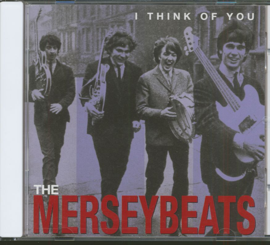 The Merseybeats - I Think Of You - The Complete Recordings (CD)