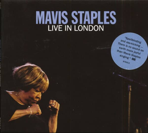 Live In London (CD)