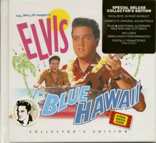 Blue Hawaii (CD - Special Deluxe Collector's Edition)
