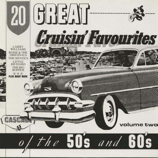 20 Great Cruisin' Favourites Of The 50's And 60's, Vol.2 (LP)