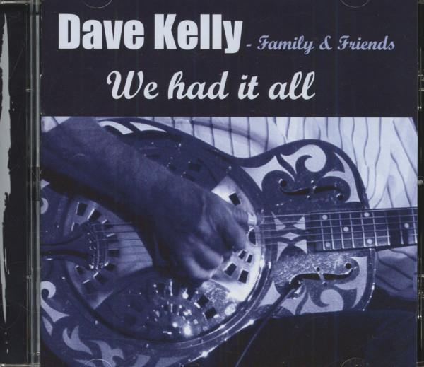 We Had It All (CD)