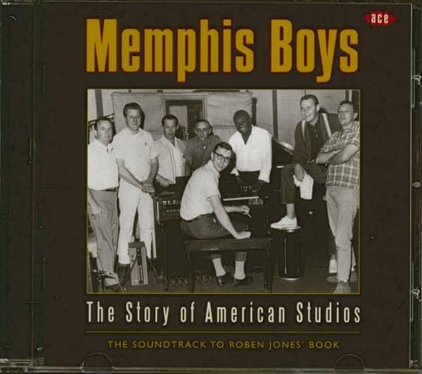 Memphis Boys - The Story Of American Studios (CD)