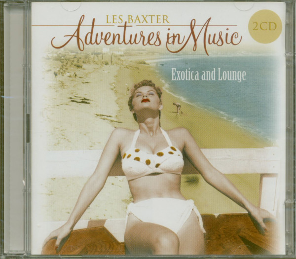 Adventures In Music - Exotica & Lounge (2-CD)