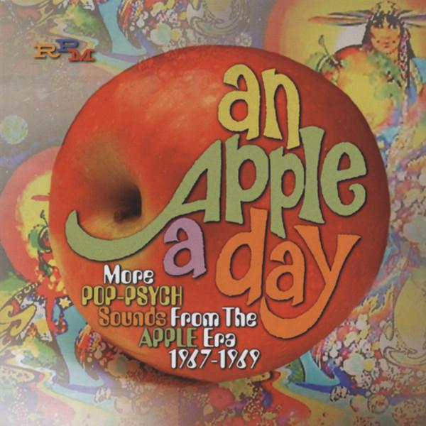 An Apple A Day - Pop Psych 1967-69
