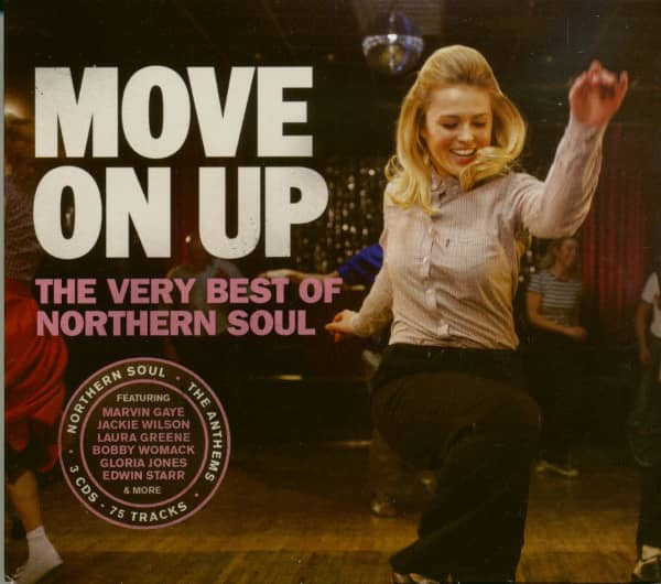 Move On Up - The Very Best Of Northern Soul (3-CD)