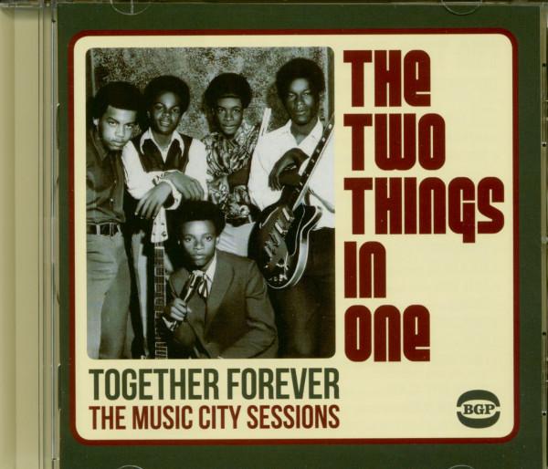 Together Forever (CD)