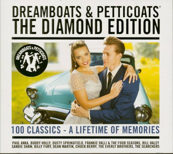 Dreamboats And Petticoats - The Diamond Edition (4-CD)