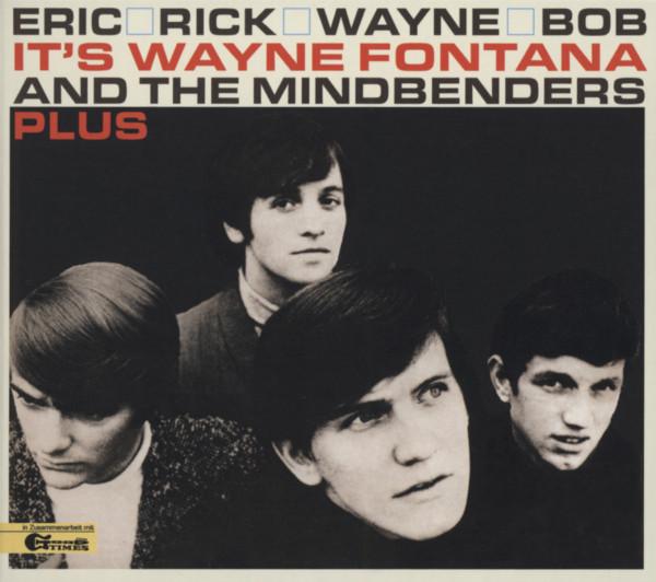 Eric, Rick, Wayne, Bob, Plus