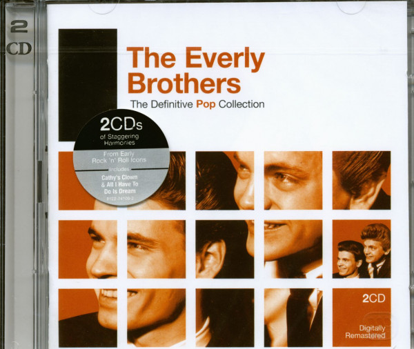 Definitive Pop Collection (2-CD)