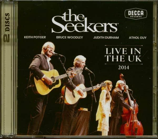 Live In The UK 2014 (2-CD)