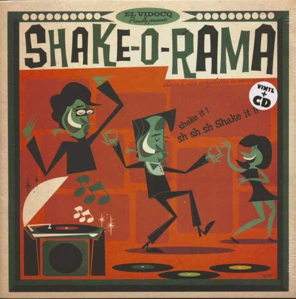 Shake-O-Rama (LP+CD)