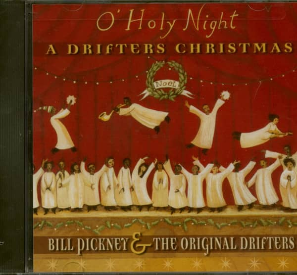 O' Holy Night - A Drifters Christmas (CD)