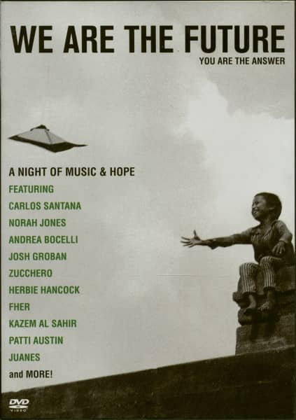 We Are The Future - A Night Of Music & Hope (DVD, NTSC, Code 0)