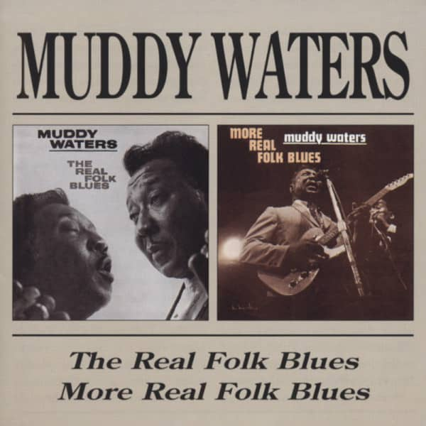 Folk Blues - More Real Folk Blues