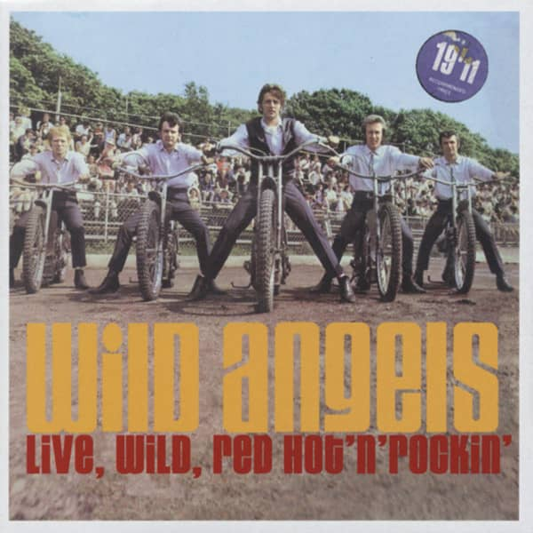 Live, Wild, Red Hot & Rockin' (2-CD)