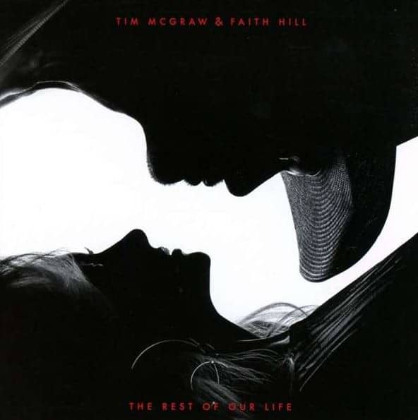 Faith Hill & Tim McGraw - The Rest Of Our Life (LP)