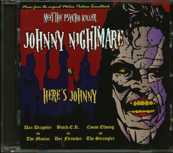 Here's Johnny (CD)