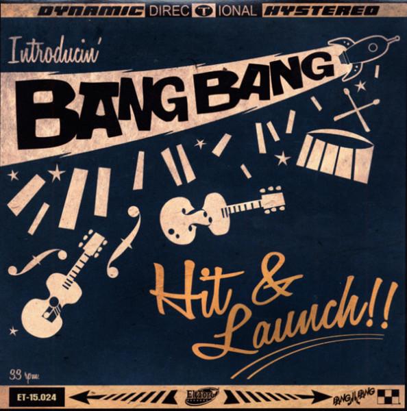 Hit & Launch 33rpm, EP, SC, PS