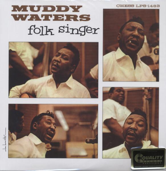 Folk Singer (2-LP)