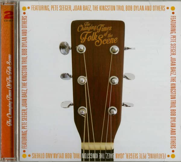 The Changing Times Of The Folk Scene (2-CD)