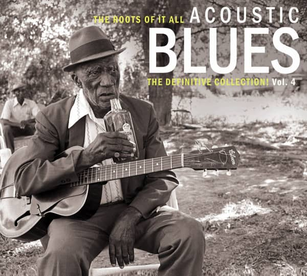 Acoustic Blues Vol.4 (2-CD)